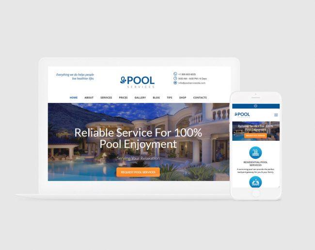 Pool-Services-WordPress-Theme