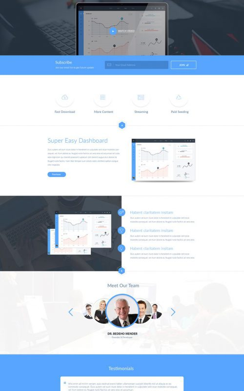 e1e741400c0efcf8337e45bd225088be--material-design-landing-pages