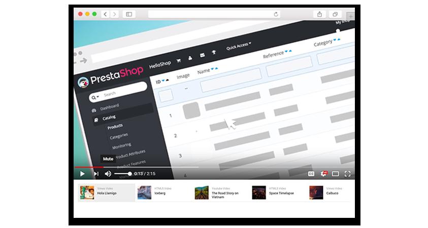Slider-Revolution for PrestaShop | SmartDataSoft