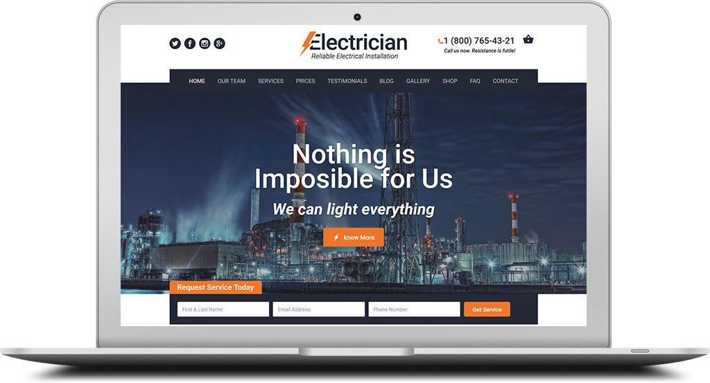 electrician-laptop