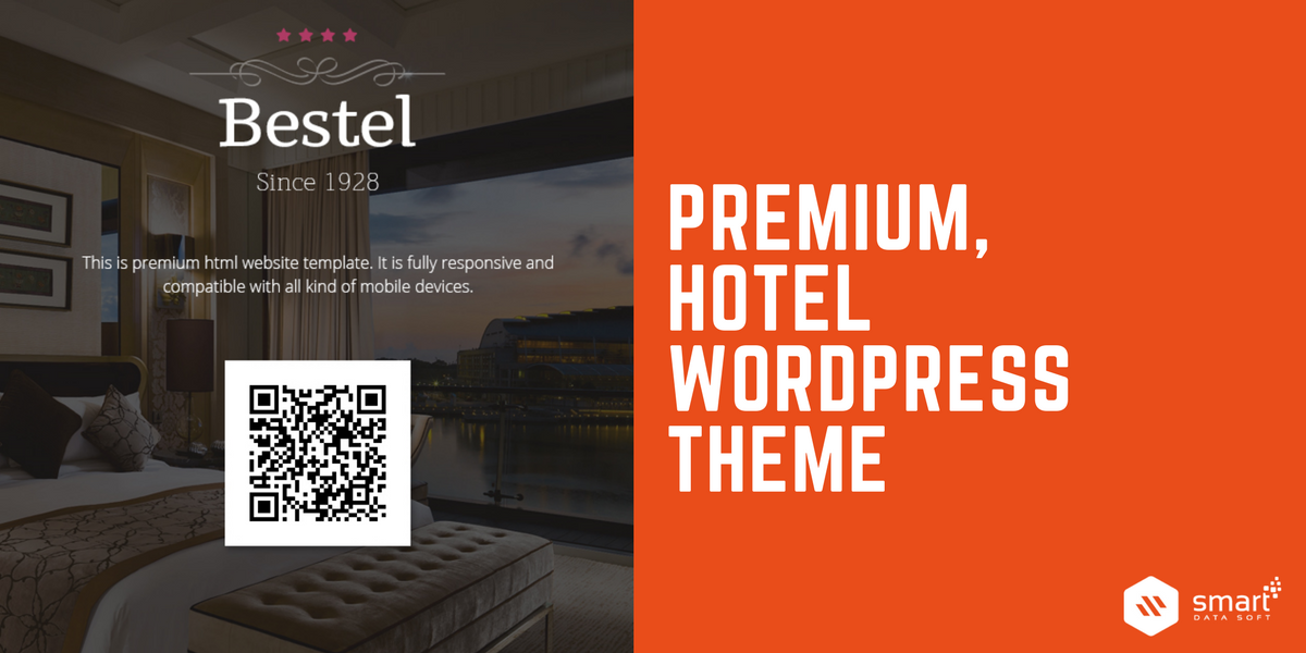 Bestel Hotel WordPress Theme- Would be the Best Hotel Manage