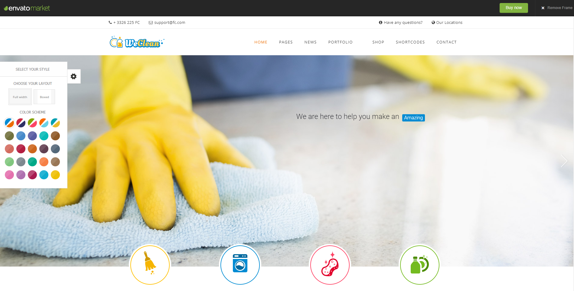 Cleaning-services-theme-WeClean