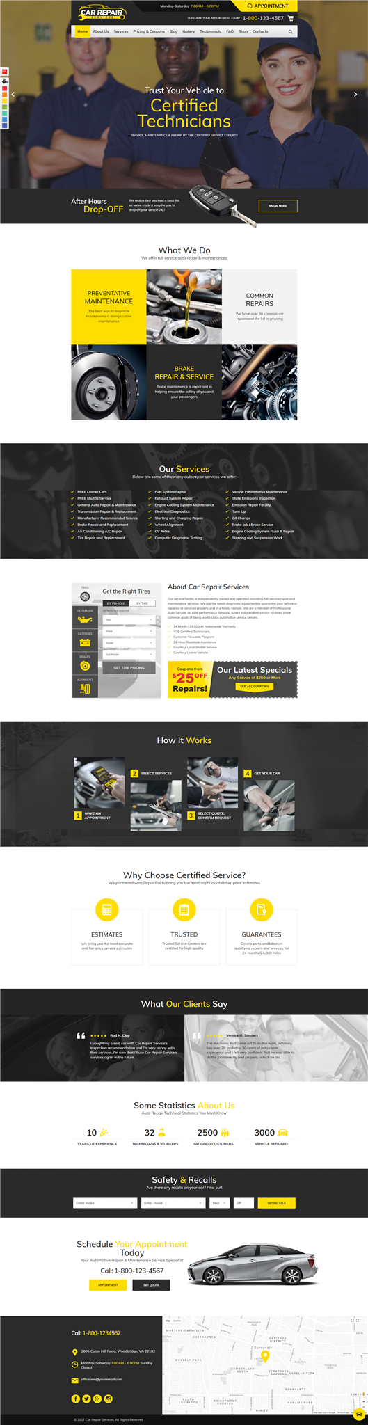 best-car-repair-wordpress-theme-car-repair