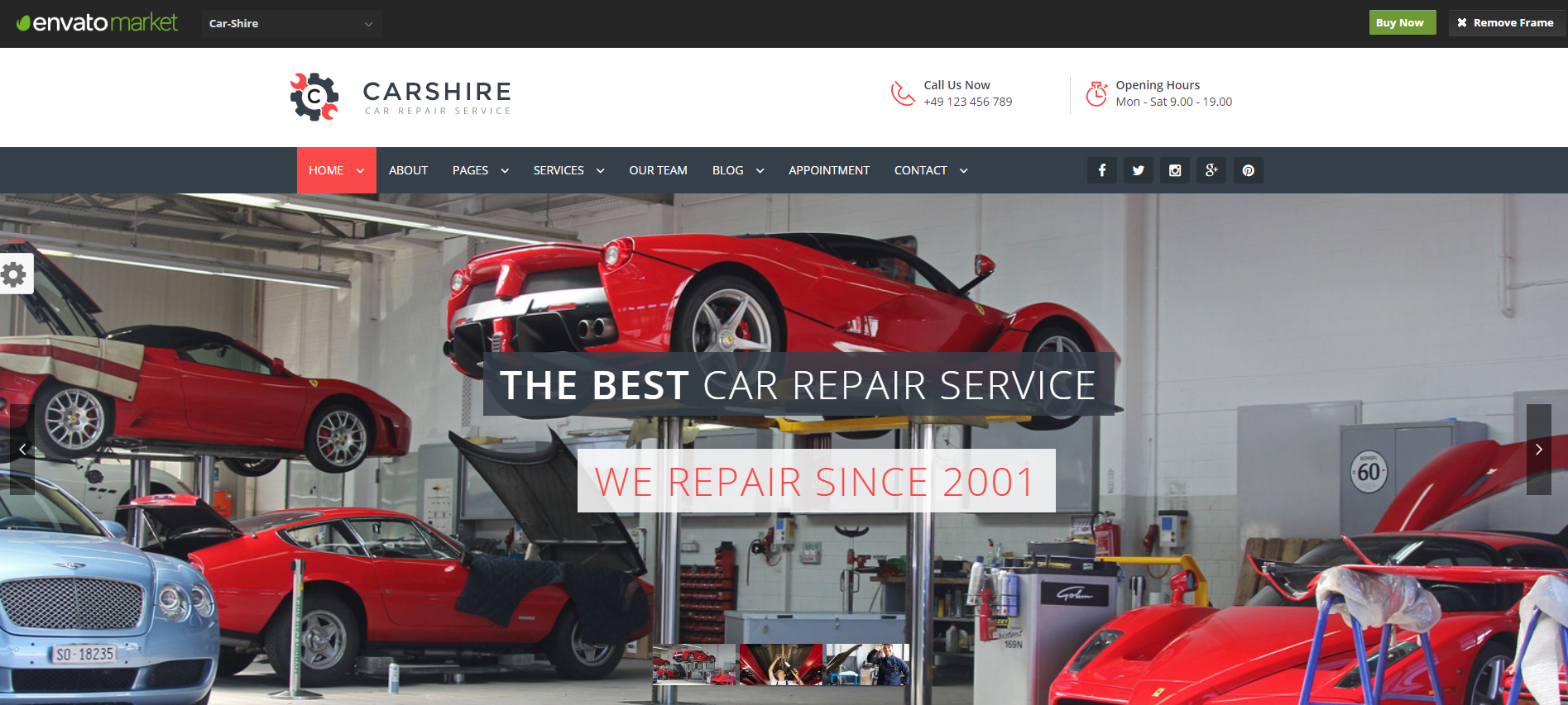 best-car-repair-theme-carshire-template-path