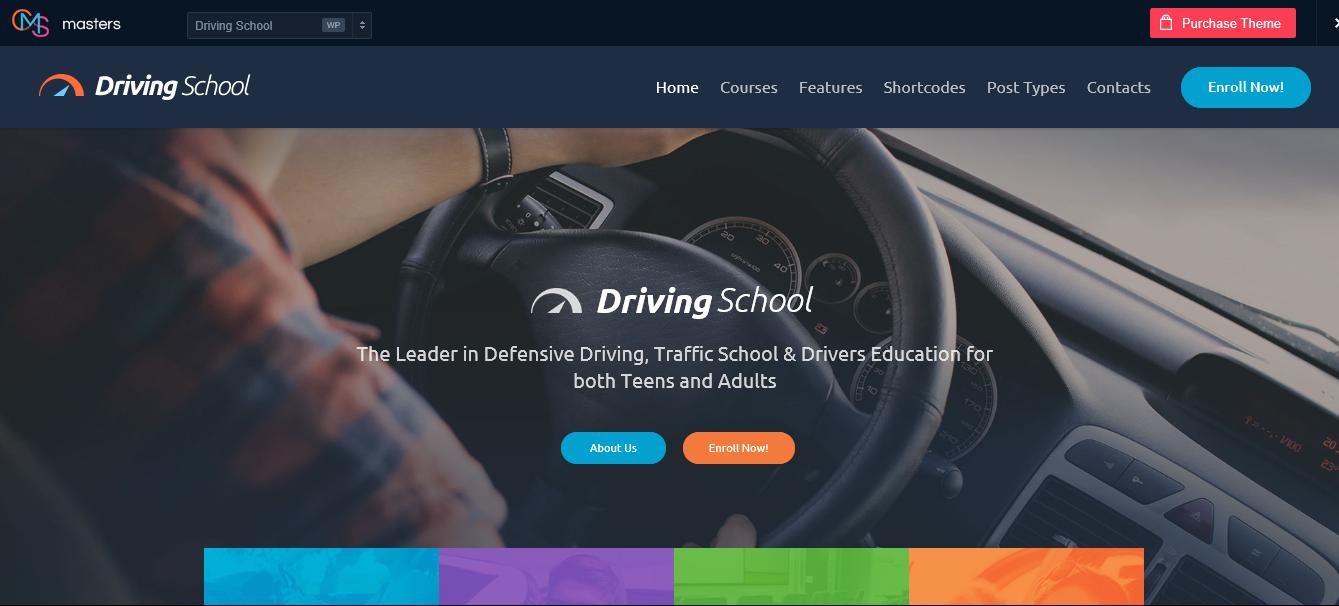 Best-Driving-School-WordPress-themes1