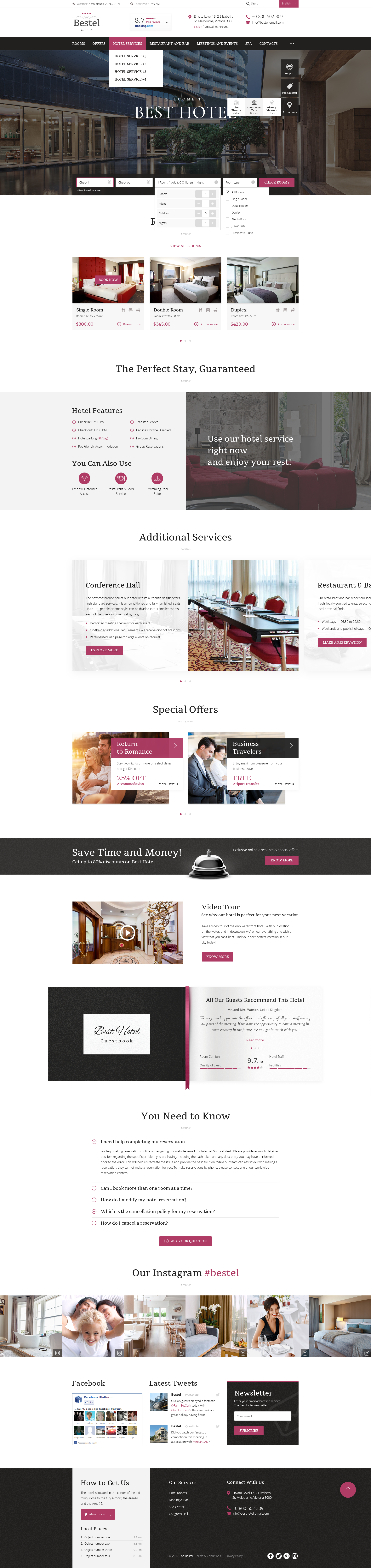 bestel-hote-booking-wordpress-theme