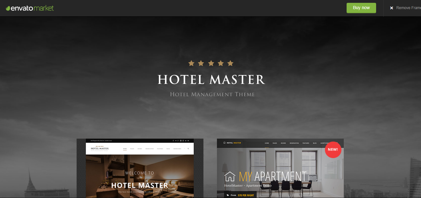 hotel-booking-wp-theme